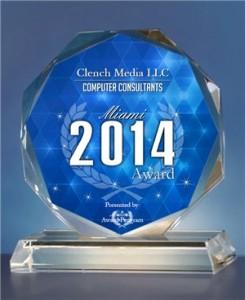 clench media award